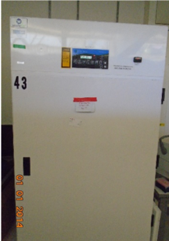 Picture of Growth Chamber/Percival #43