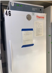Picture of Growth Chamber Thermo 46
