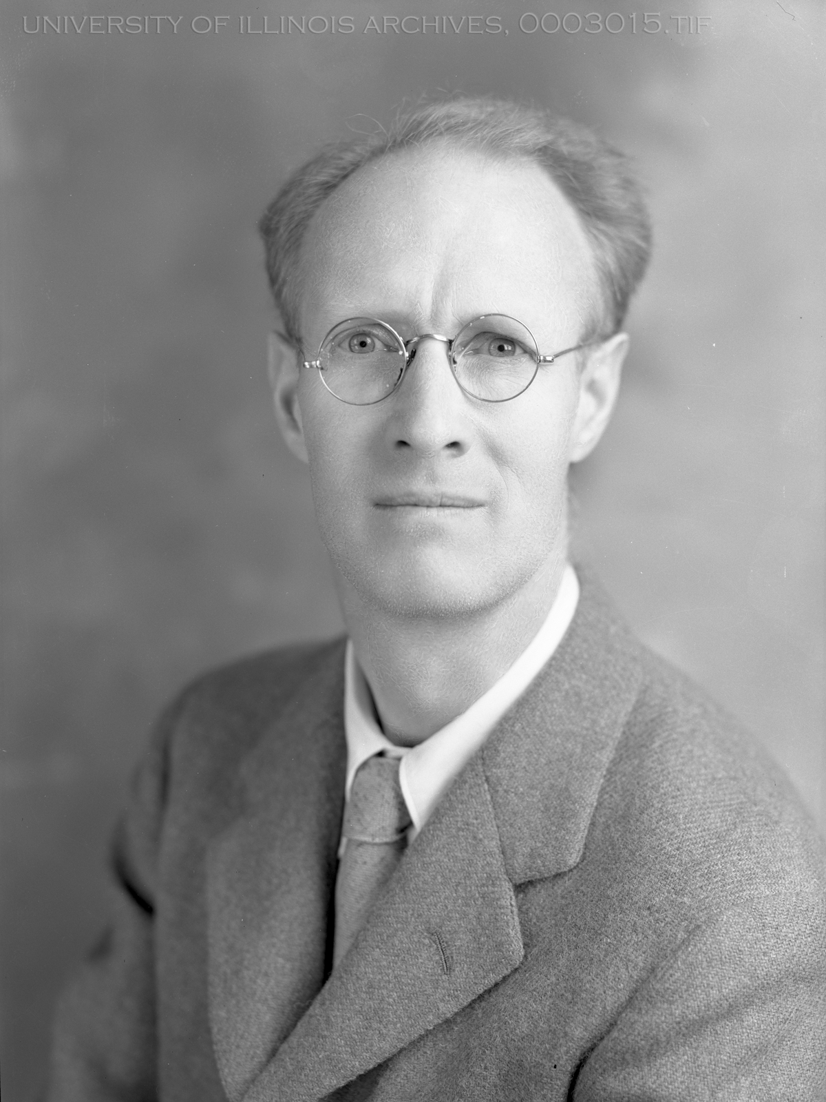 Robert Emerson, Courtesy of the University of Illinois Archives